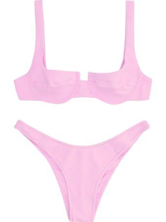 Reina Olga Brigitte Plain Color Bikini