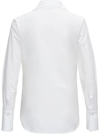 Antonelli White Cotton Shirt