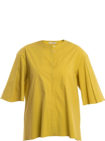 Via Masini 80 Korean Collar Shirt