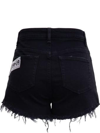 Dolce & Gabbana Denim Shorts With Logo