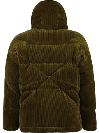 Khrisjoy Khrisman Corduroy Down Jacket