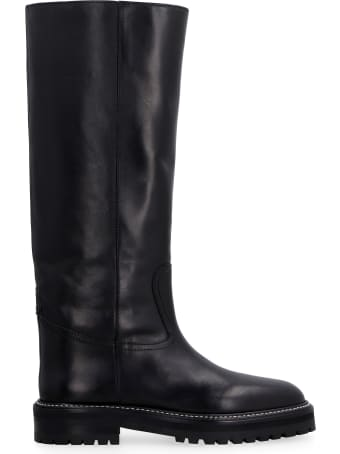 Jimmy Choo Yomi Leather Boots