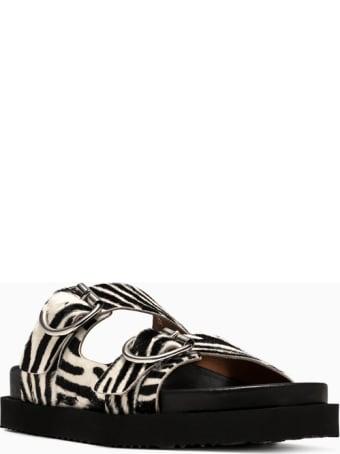 Buttero Roulotte Sandals B9425cavkc-dg