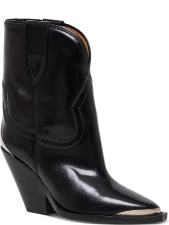 Isabel Marant Leyane Leather Boots