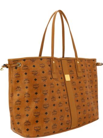 MCM Liz Shopper Large Bag