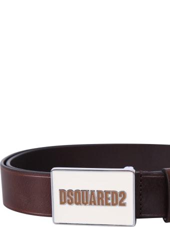 Dsquared2 Branded Belt