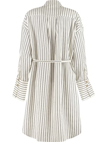 Mother Of Pearl Parker Striped Long Shirt