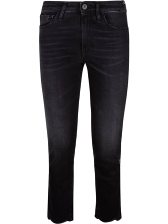 3x1 Slim Fit Cropped Jeans