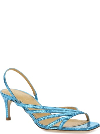Giannico Aurora Slingback Sandals