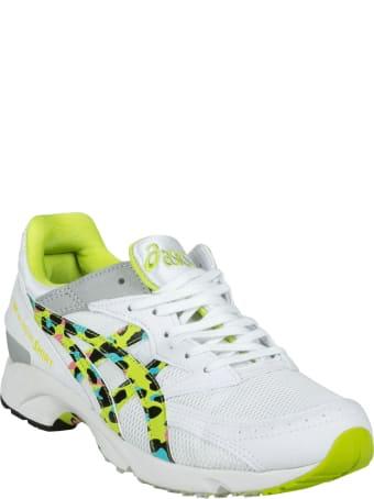 Comme des Garçons Mesh Panelled Sneakers