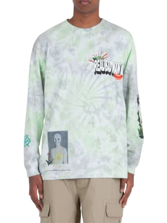 Real Bad Man From Outer Space L/s Tee