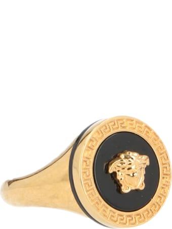 Versace 'medusa' Ring