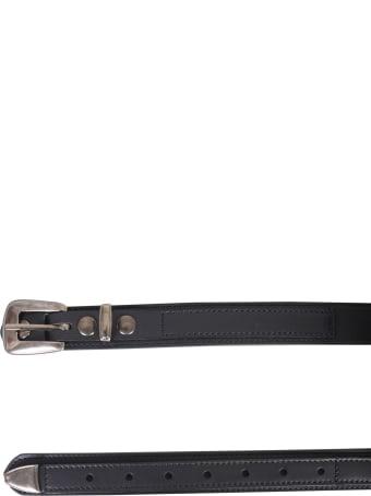 Lemaire Western Minimal Belt