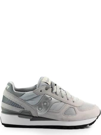 Saucony Shadow Original Grey Silver Sneaker