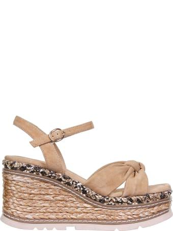 Alma en Pena Honey Wedge Sandals