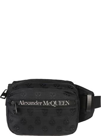 Alexander McQueen Skull Printed Belt Bag