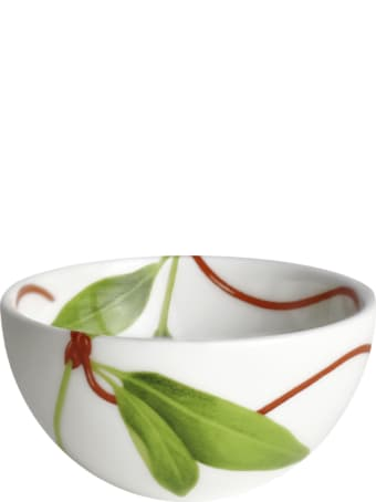 Taitù Set of 4 Pinch Pots - Fil Rouge Foglie Collection