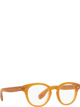 Oliver Peoples Oliver Peoples Ov5413u Semi Matte Amber Tortoise Glasses