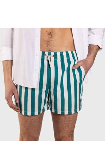 Ripa Ripa Paraggi Verde Swim Shorts