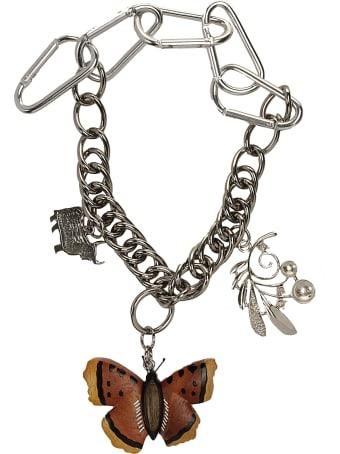 Chopova Lowena Stainless Steel Necklace