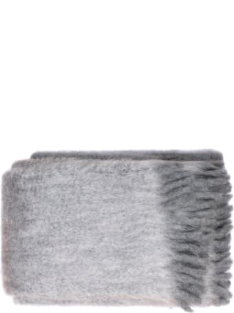 Midsummer Milano Cortina Mohair Plaid