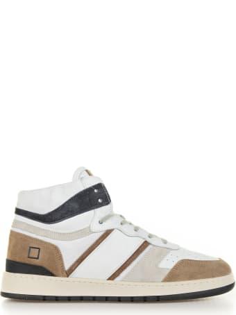 D.A.T.E. Sneaker Sport High Horsy
