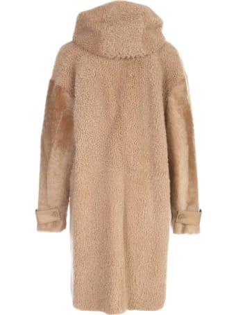 DRM Hooded Coat