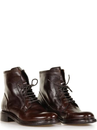 Hundred 100 Ankle Boots In Leather