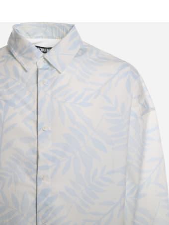 Jacquemus Shirt La Chemise Santon In Cotton