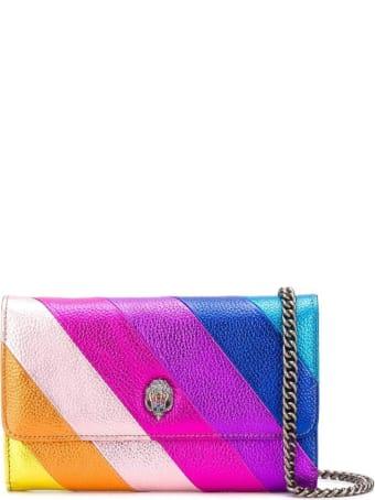 Kurt Geiger K Stripe Chain Wallet Leather Mult/other