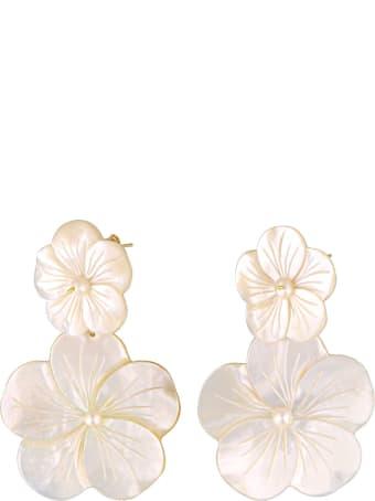 Katerina Psoma Mop Earrings