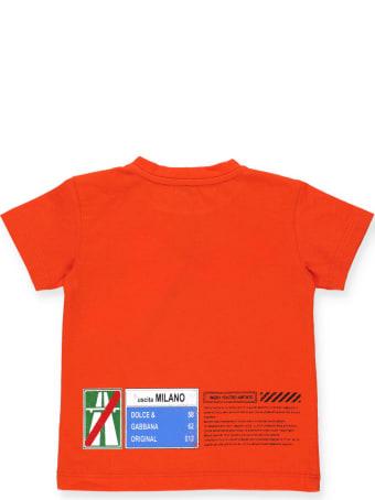 Dolce & Gabbana Patchwork T-shirt