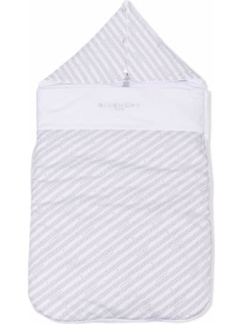 Givenchy White And Grey G Chain Sleeping Bag