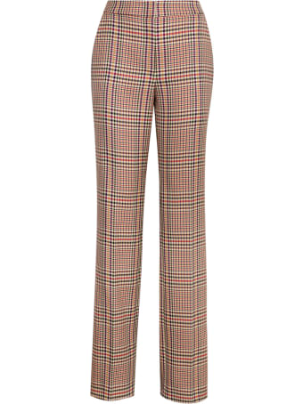 Genny Prince Of Wales Skinny Trousers