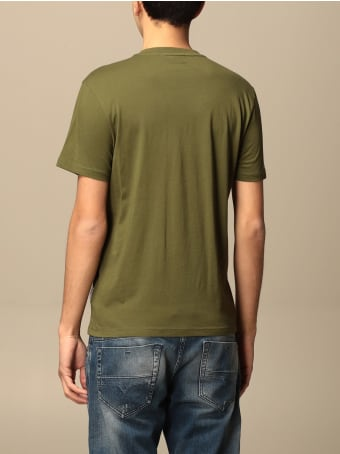 Napapijri T-shirt Napapijri Cotton T-shirt With Logo