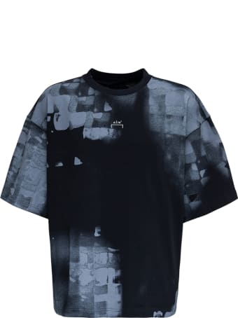 A-COLD-WALL Brush Stroke Jersey T-shirt With Logo