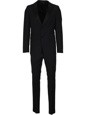 Prada Singled-breasted Two-button Wool Mohair Tuxedo