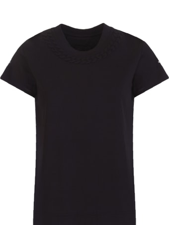 Givenchy Embossed Jersey T-shirt