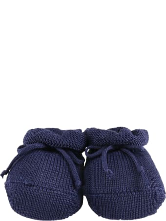 Story loris Blue Bootee For Babyboy