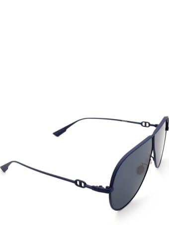 Dior Dior Diorcamp Matte Blue Sunglasses