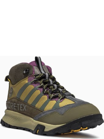 Timberland Bee Line Timberland Garrison Trail Mid Sneakers Tb0a2nbc0781