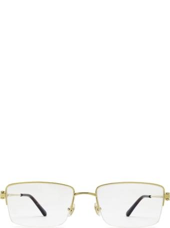 Cartier Eyewear Cartier Ct0319o Gold Glasses