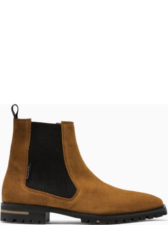 Filling Pieces Western Chelsea Ankle Boots 480282419330