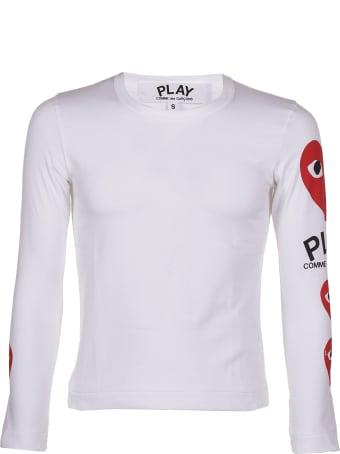 Comme des Garçons Play Play T-shirt