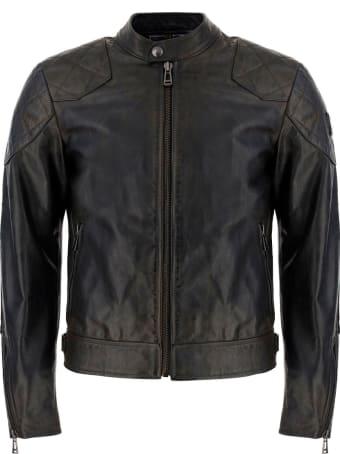 Belstaff Bellstaff Outlaw Leather Jacket