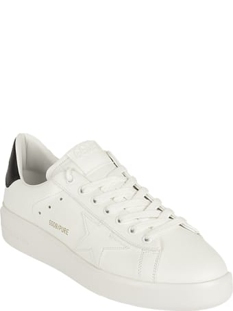 Golden Goose Pure Star Leather Upper