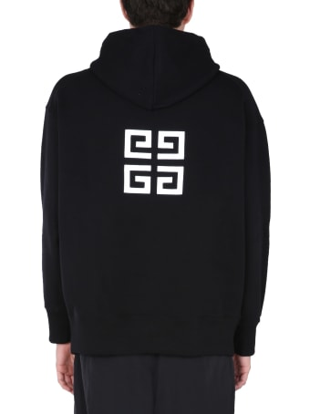 Givenchy Sweatshirt With 4g Embroidery