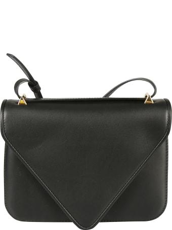 Bottega Veneta Envelope Chain Strap Shoulder Bag