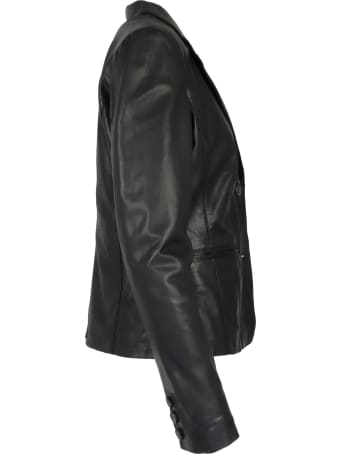 Andrea D'Amico Sophie Leather Jacket