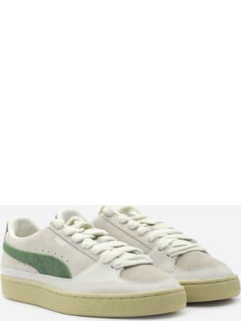 Puma Select Puma X Rhuigi Sneakers In Suede